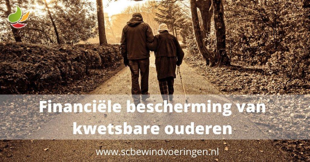 Financiële bescherming van kwetsbare ouderen